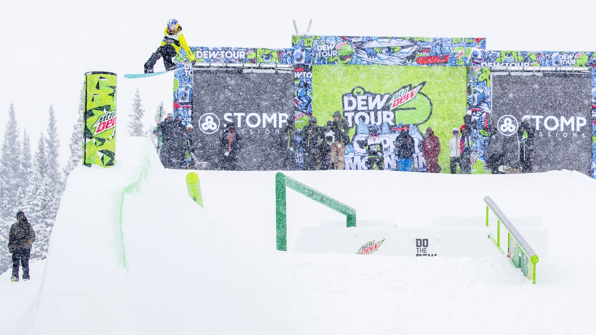 Dew tour article header