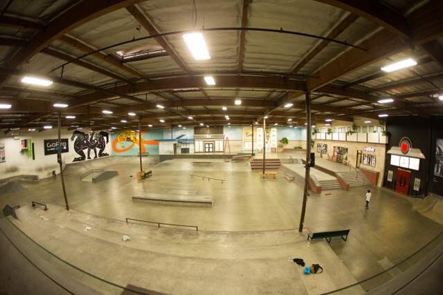 Berrics location
